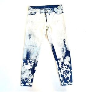 GUCCI | Acid Wash Jeans